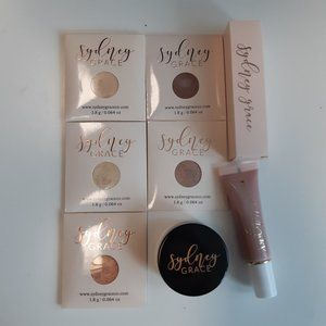 Sydney Grace eyeshadows and eye cream